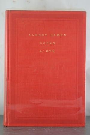 Noces Suivi de L'ete: Camus, Albert