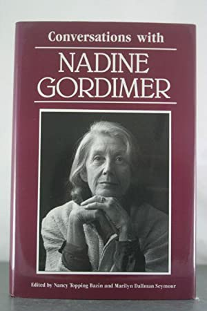 Conversations with Nadine Gordimer (Literary Conversations Series)