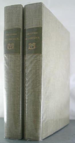 Les Livres de L'Enfance du XVIe au XIXe Siecle [2 Volumes]: Cie., Gumuchian &