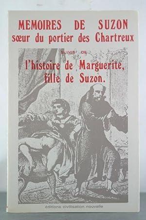 Memoires de Suzon soeur du portier des Chartreux: Suzon