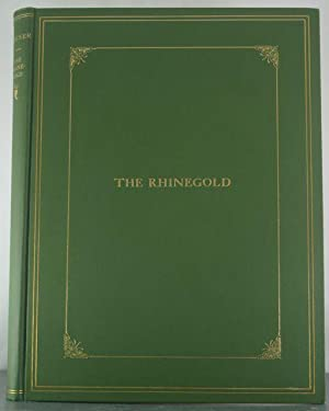 The Rhinegold: Wagner, Richard; Jameson, Frederick (translator); Klindworth, Karl (arranger)