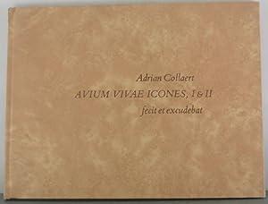Avium Vivae Icones (I & II) in: Collardo, Adriano