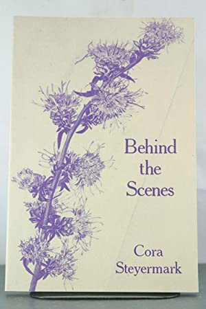 Behind the scenes: Steyermark, Cora