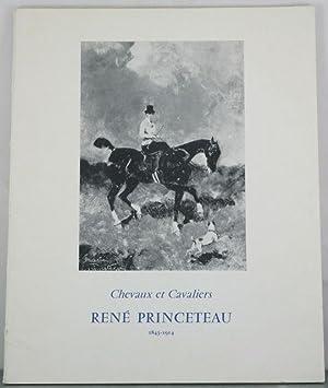 Rene Princeteau: Chevaux et cavaliers, 1843-1914.: Princeteau, Rene