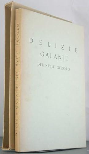 Delizie Galanti del XVIIIe Secolo: Erotica]