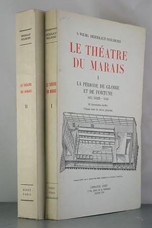 Le Theatre du Marais [2 Volumes]: Deierkauf-Holsboer, S. Wilma