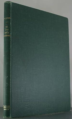 Les Cinq Annees Litteraires ou Lettres de M. Clement sur les ouvrages de litterature qui ont paru ...