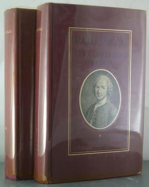 Les Confessions. Edition integrale. (2 volumes): Rousseau, Jean-Jacques