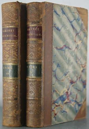 Le Cabinet Satyrique (3 volumes en 2): Collectif