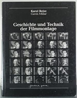 Geschichte und Technik der Filmmontage: Reisz, Karel; Millar, Gavin