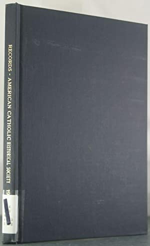 Records of the American Catholic Historical Society of Philadelphia. March, 1922.: Campbell, Jane (...
