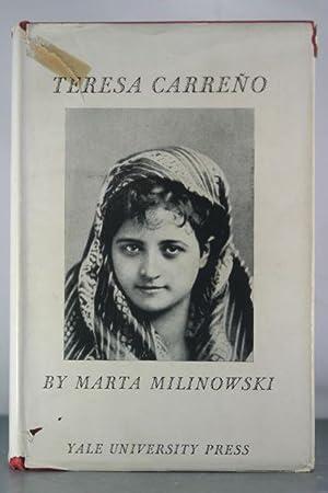 "Teresa Carreno ""by the grace of God"": Milinowski, Marta"