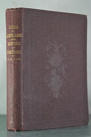 The Annals of Auchterareder and Memorials of Strathearn: Reid, Alexander George
