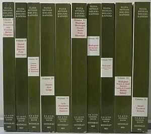 Elizabethan Bibliographies [Ten Volumes]: Tannenbaum, S.A.; D.R.