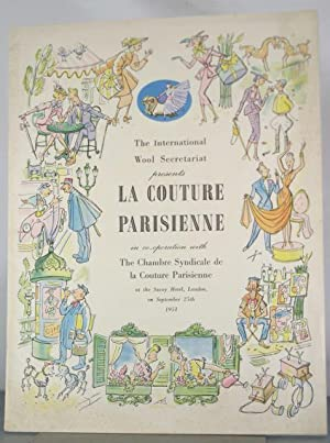 The International Wool Secretariat presents La Couture Parisienne