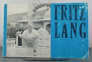 Fritz Lang: Eibel, Alfred
