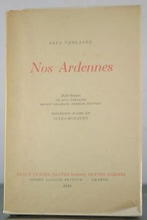 Nos Ardennes: Verlaine, Paul