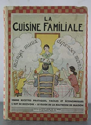 La Cuisine Familiane: Bouillard, Paul