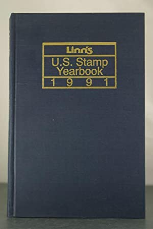 U.S. Stamp Yearbook 1991: Amick, George