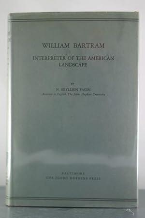William Bartram: Interpreter of the American Landscape: Fagin, Bryllion