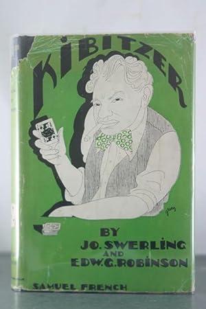 Kibitzer: Swerling, Jo; Robinson, Edward G.