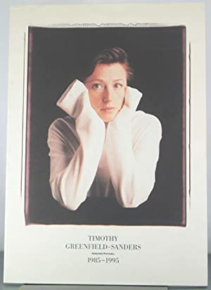Timothy Greenfield-Sanders: Selected Portraits 1985-1995: Greenfield-Sanders, Timothy; Halley, ...