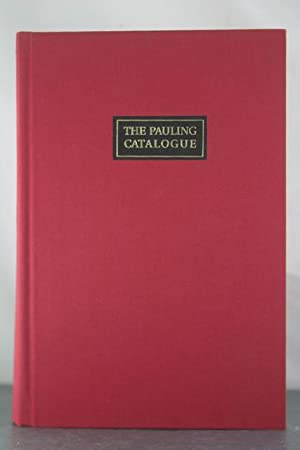 The Pauling Catalogue: Ava Helen & Linus Pauling Papers at Oregon State University