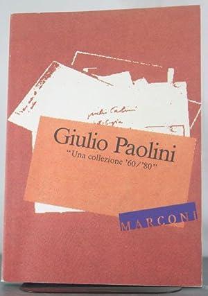 """Giulio Paolini """"Una collezione '60/'80"""": Giulio Paolini, Achille"""