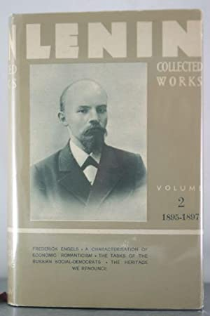 Collected Works, Volume 2: 1895-1897: Lenin, V. I.
