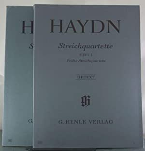 Streichquartette Heft I / Fruhe Streichquartette / Urtext (String Quartets Vol. 1 / Early String ...