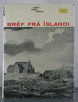 Bref Fra Islandi: Troil, Uno von