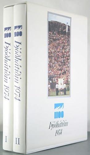 Pjoohatidin 1974 [Two Volumes]: Portainsson, Indridi