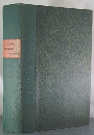 Dictionnaire d'astronomie de physique et de meteorologie: Jehan, L. F.