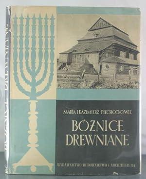 Boznice Drewniane: Piechotkowie, Maria i Kazimierz