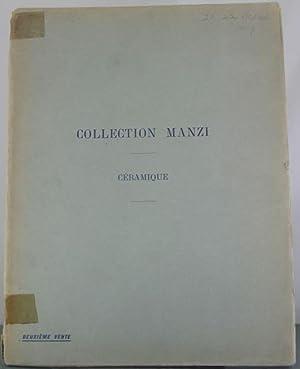 Collection Manzi: Ceramique: Galerie Manzi, Joyant et Cie.
