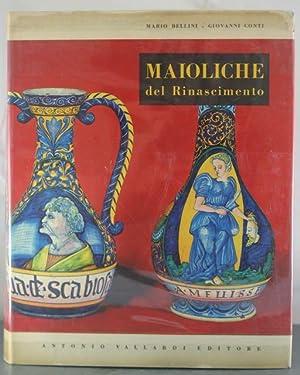 Maioliche del Rinascimento: Conti, Mario Bellini & Giovanni