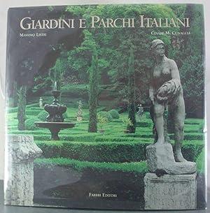 Giardini e parchi italiani: Listri, Massimo