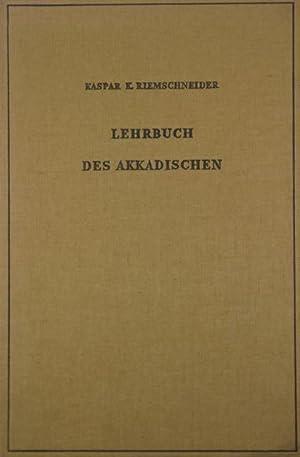 Lehrbuch des Akkadischen: Riemschneider, Kaspar