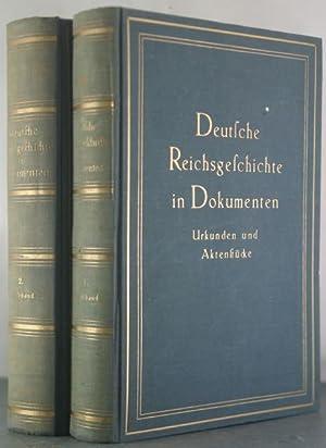 Deutsche Reichsgeschichte in Dokumenten, 1849-1934 [Two Volumes]: Hohlfield, Dr. Johannes