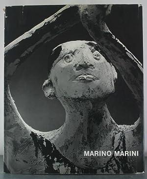 The Sculpture of Marino Marini: Marini, Marino; Trier, Eduard