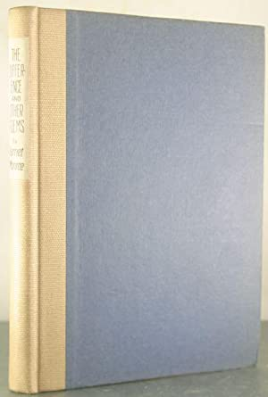 The Difference and Other Poems [Inscribed Copy, with Short Autograph Poem]: Monroe, Harriet
