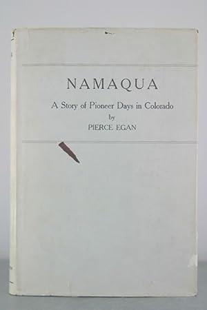 Namaqua: Egan, Pierce