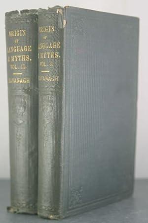 Origin of Language and Myths: Kavanagh, Morgan
