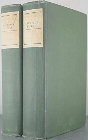 The Life of Laurence Sterne. York Edition. [Two Volumes]: Fitzgerald, Percy
