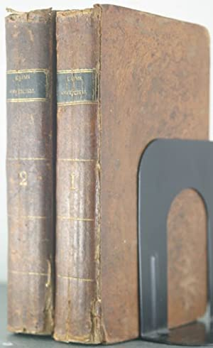 Elements of Criticism, with the Author's Last Corrections and Additions [Two Volumes]: Home, ...