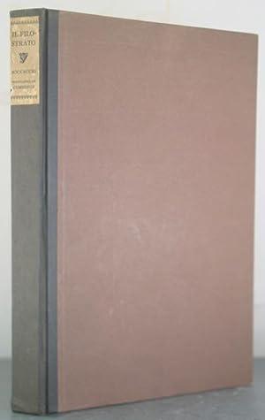 Il Filostrato: The Story of the Love of Troilo as it Was Sung in Italian By Giovanni Boccaccio: ...