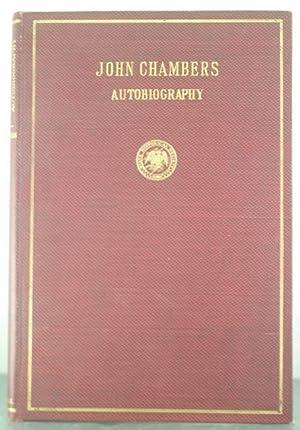 Autobiography of John Chambers: Chambers, John; Parish, John