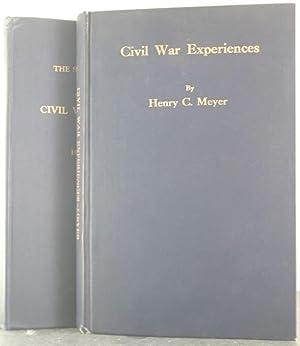 Civil War Experiences under Bayard, Gregg, Kilpatrick, Custer, Raulston, and Newberry 1862, 1863, ...