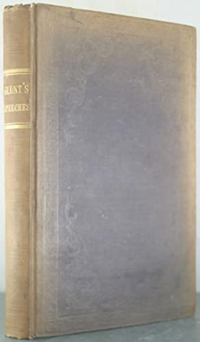 Speeches, Reviews, Reports, etc. [Signed Copy]: Blunt, Joseph [Native Americans]