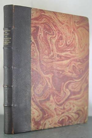 L'art et La Philosophie Des Indiens De: Alexander, Hartley Burr